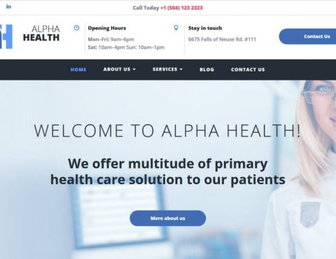Alpha Health Clinic