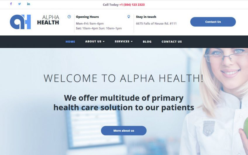 Alpha Health Clinic
